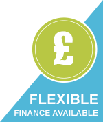 Flexible bathroom finance options available - Click here to view