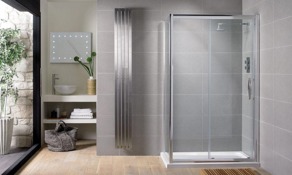 Shower Size