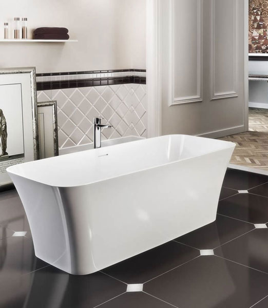 Clearwater Palermo Piccolo Designer Bath at Bathroom City
