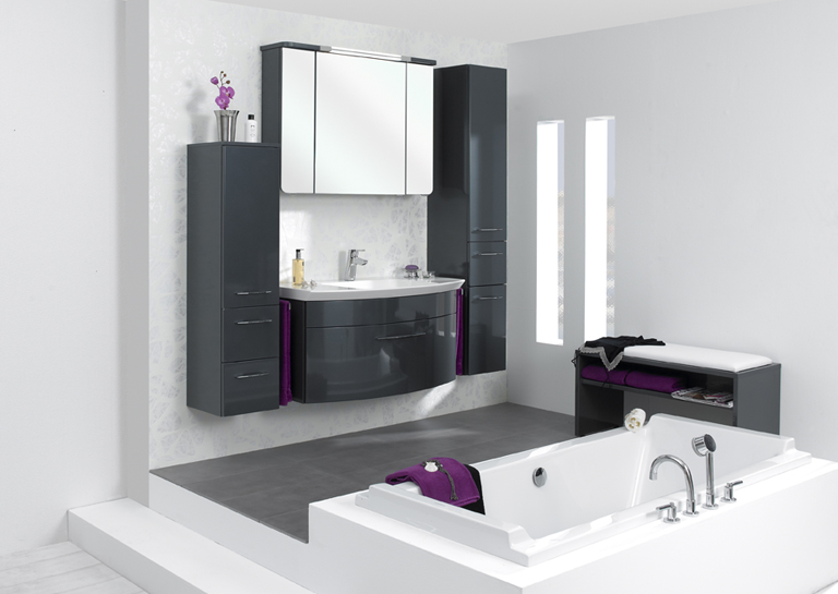 Pelipal Side Cabinets and Bathroom Furniture at Bathroom City