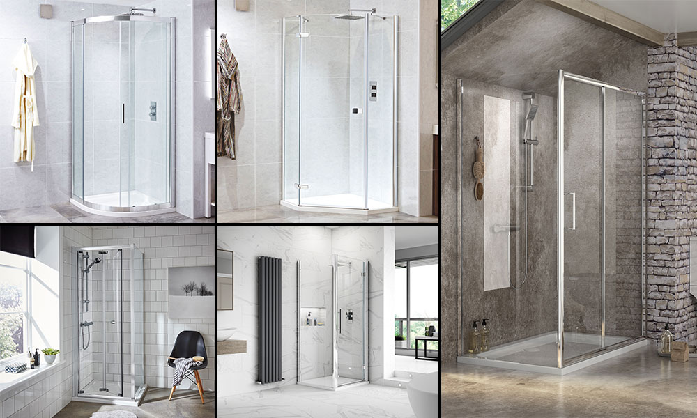 Different Types of Shower Enclosures