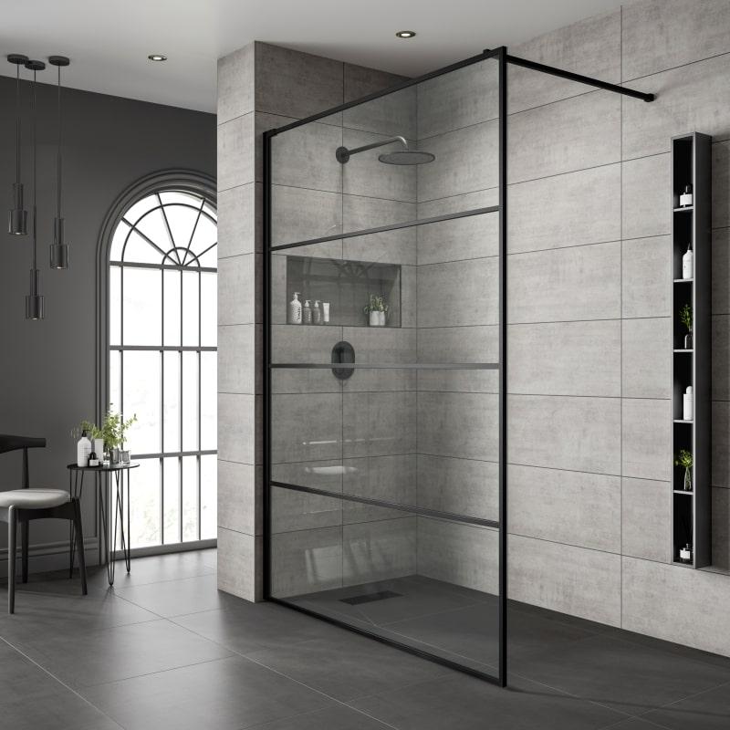 Black-Wet-Room-Luxury-Shower-Enclosure