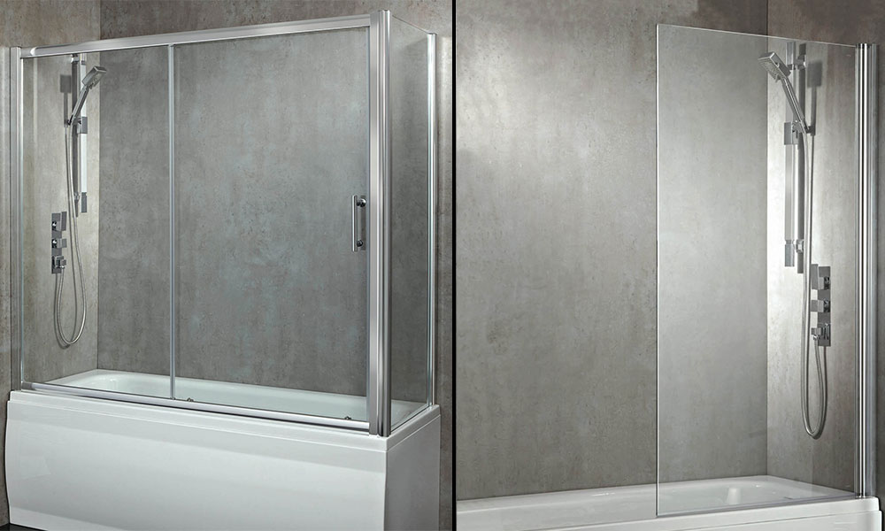 Alternatives to Shower Enclosures