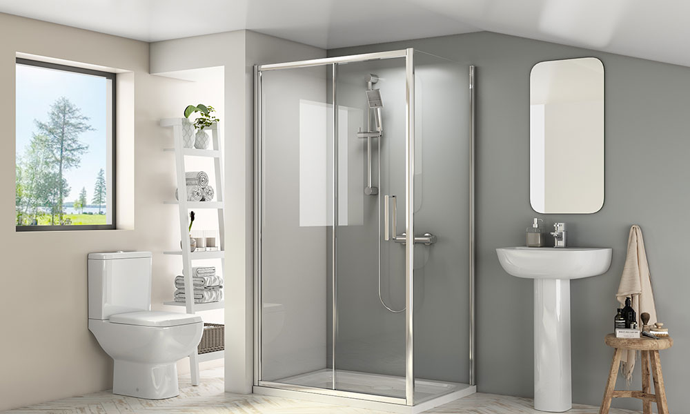 Benefits of Installing a Reduced Height Shower Enclosure