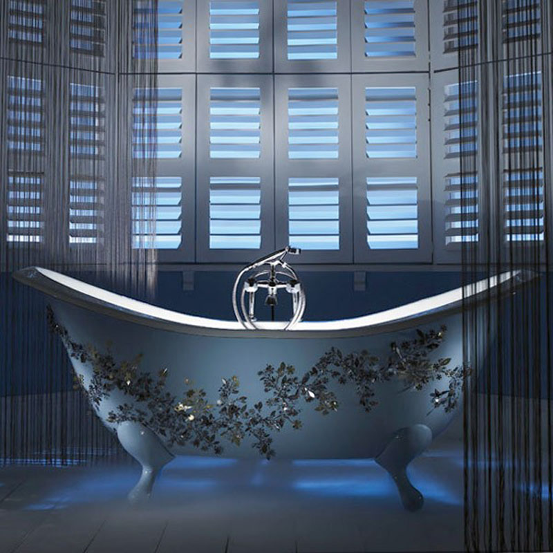 Double Ended Baths, Slipper Baths and Roll Top Baths available at Bathroom City