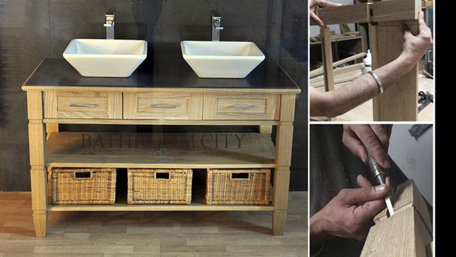 Beautiful Bathroom Furniture Hand Crafted In Birmingham Bathroom City