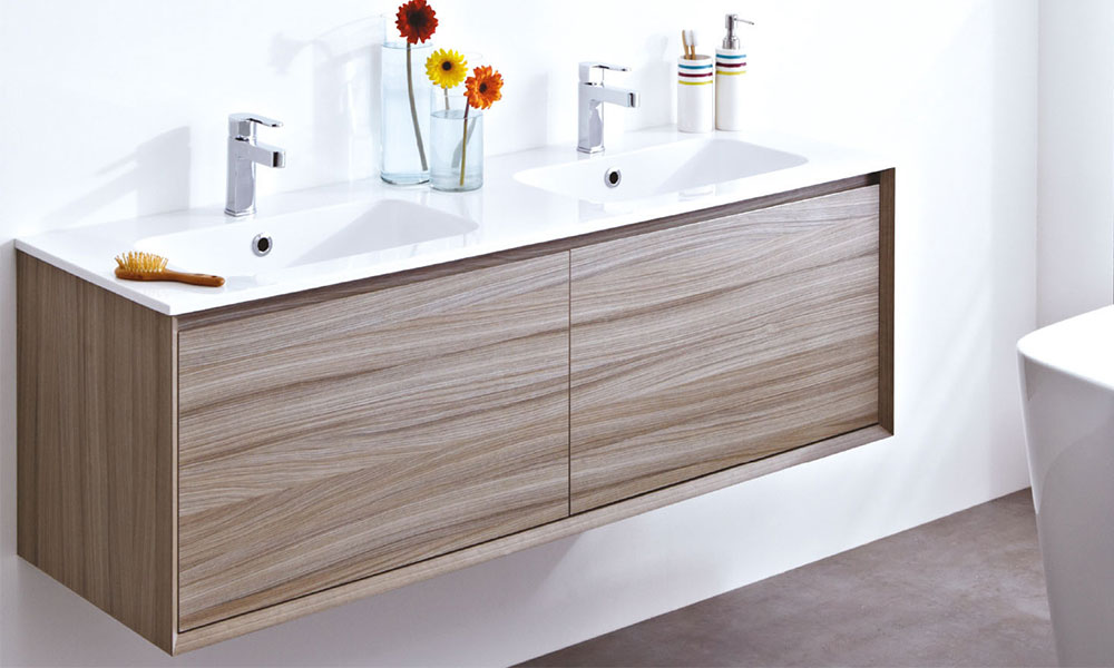 Fully-Recessed Basin
