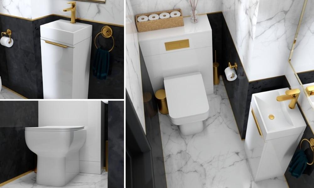 Vanity-EnSuite-In-Gold