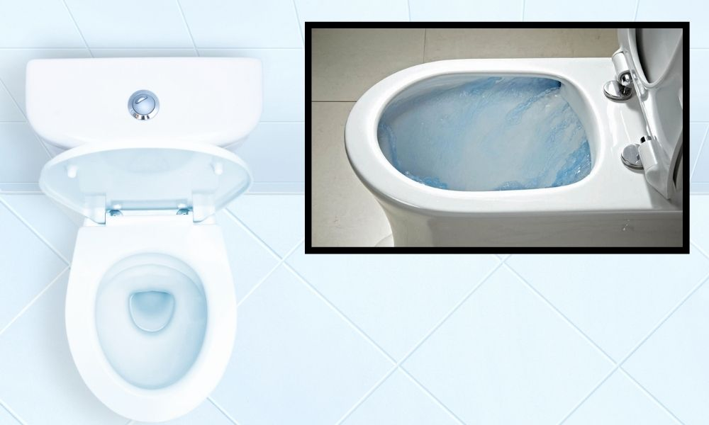 Image-Of-Rimless-Toilet-Top-And-Flusing-Action