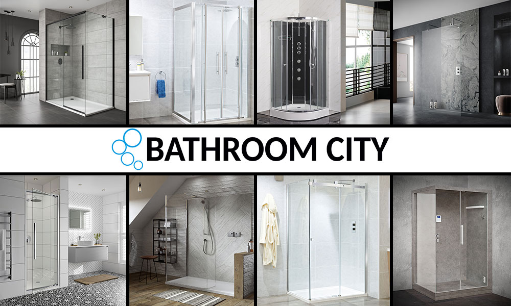 An image showing all types of shower enclosures