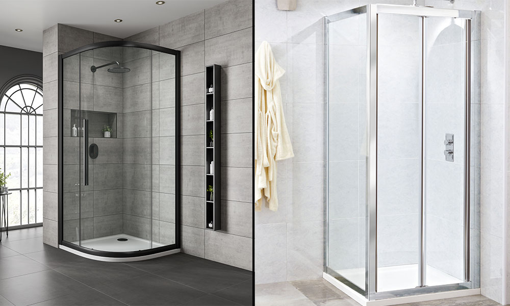Best Shower Enclosures For Small Bathrooms
