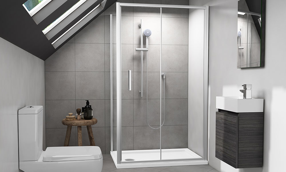The Need For a Small Shower Enclosure