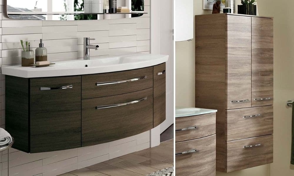 Wall-Mounted-Wooden-Bathroom-Furniture-For-Small-Bathrooms