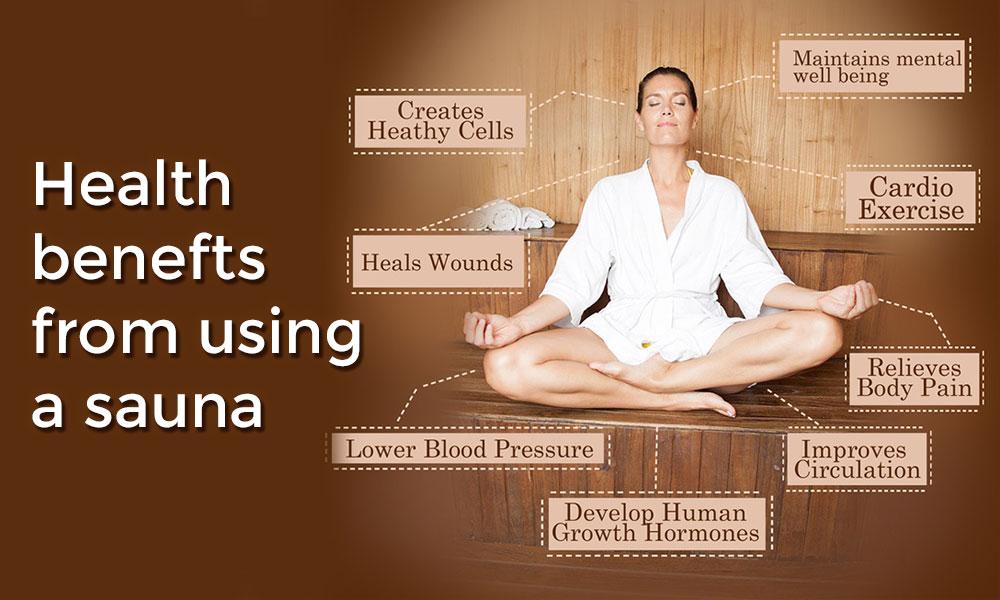 Health Benefits Of Using a Sauna