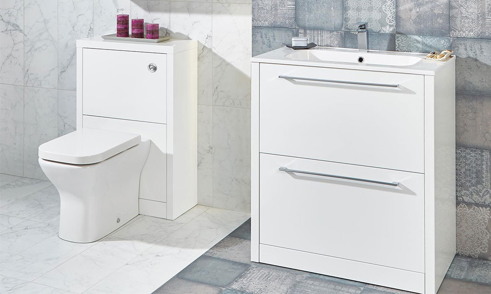 Back To Wall Toilets With Cabinets