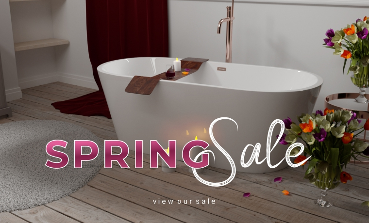 It's time for a huge spring sale! Shop now!!