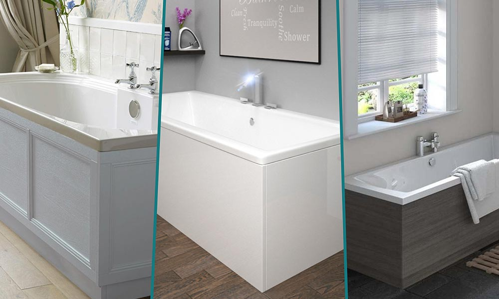 Different Types of Bath Panels
