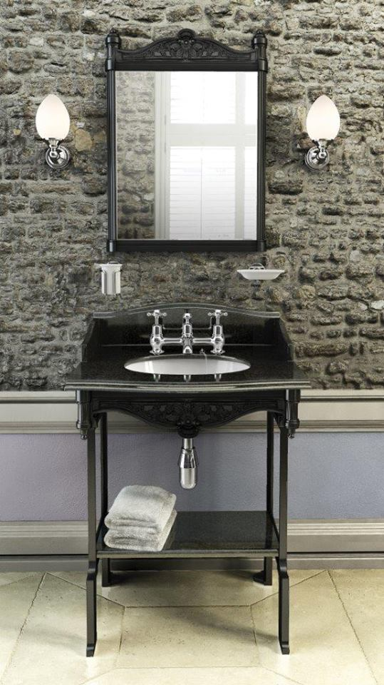 Burlington Wash Stand at Bathroom City