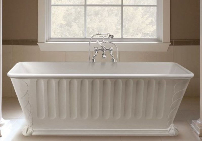 BC Designs Maximus Bath Tub from Bathroom City