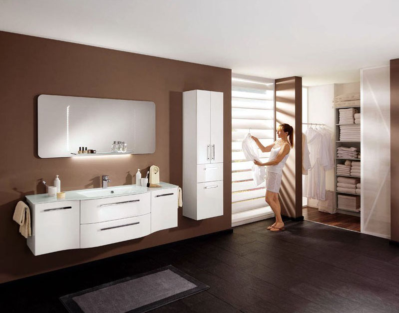 Pelipal Vanity Cabinet from Bathroom City
