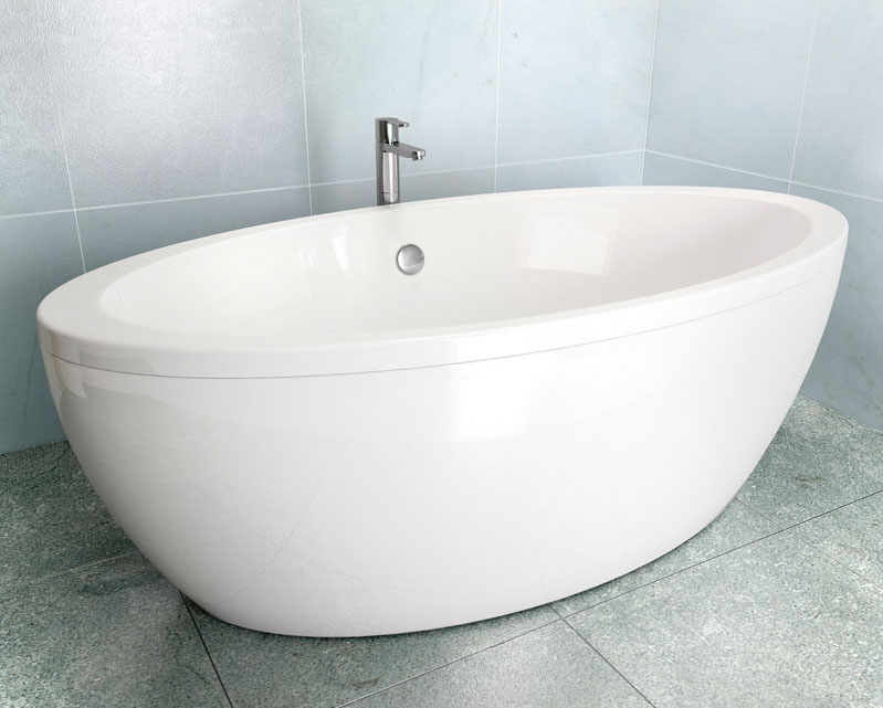 Cleargreen Freefuerte Freestanding Bath from Bathroom City