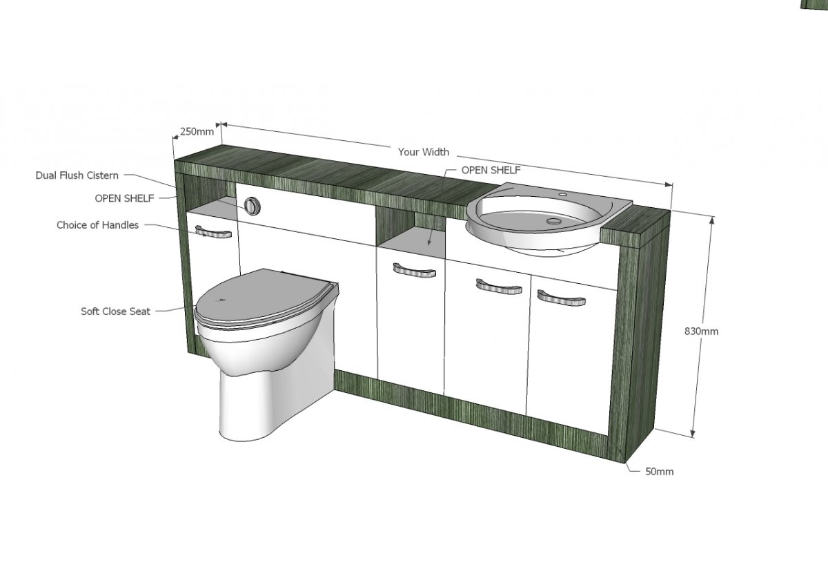Bespoke Bathroom Furniture Direct FromThe Factory | Bathroom City