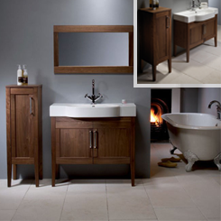 Roper Rhodes Bathroom Furniture and Vanity Units Available at Bathroom City
