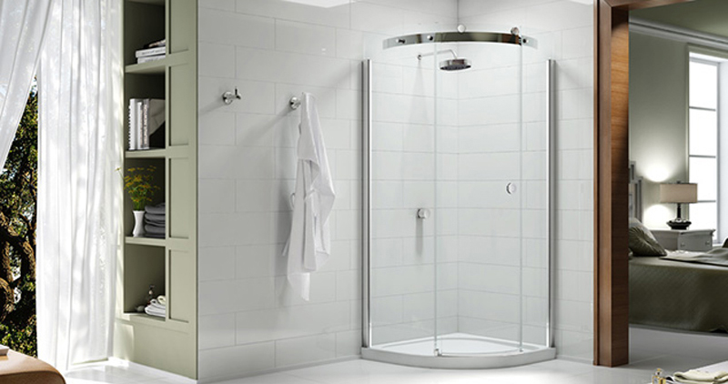 Merlyn Shower Quadrant from Bathroom City