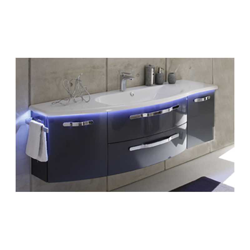Corner Basin Unit Fitted Bathroom Furniture : Bathroom furniture, vanity cabinets and storage at Bathroom City
