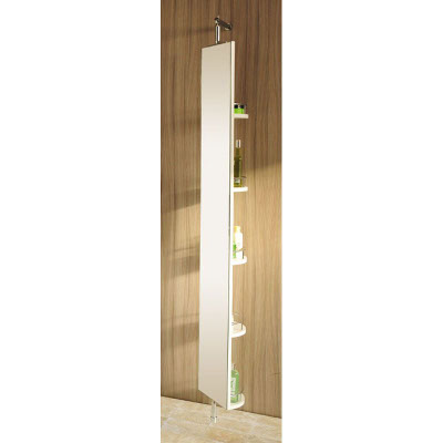 some full length mirrors even double as shelf storage maximising the space in your bathroom rather than taking up extra room
