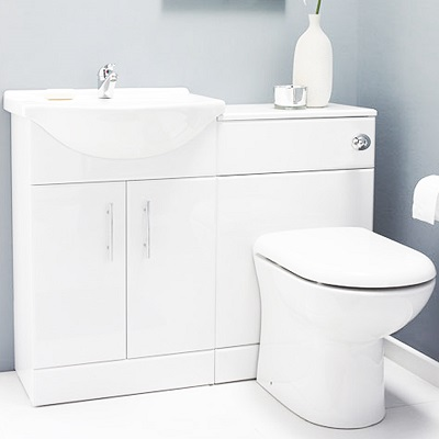 Awesome Recess Designer Modular Bathroom Furniture Collection