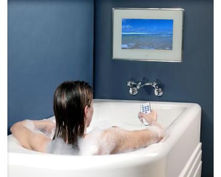 Technology Bathroom City