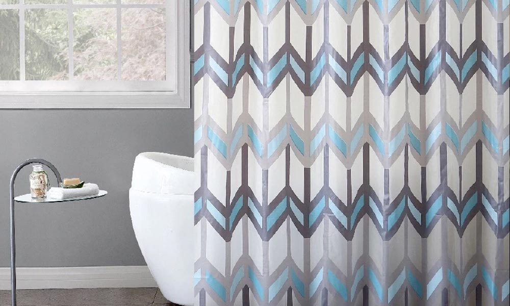 Child-Friendly Curtains for Bathroom
