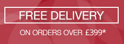 Free delivery on all orders over £249*