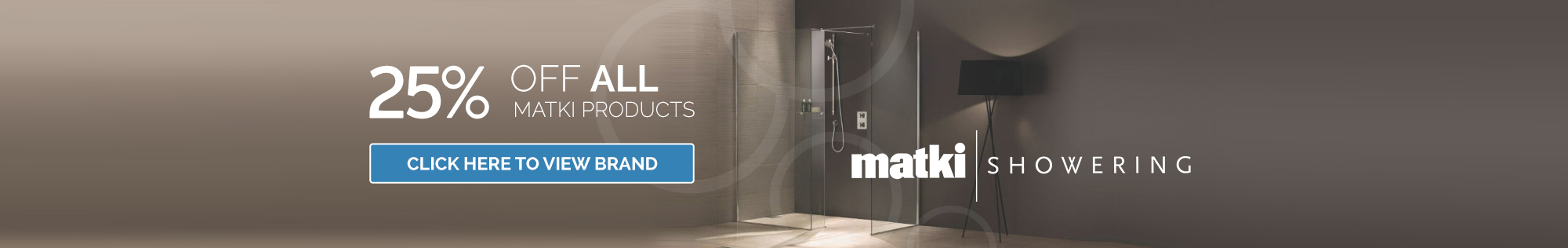 25% off ALL Matki products this Spring! Click here to view brand