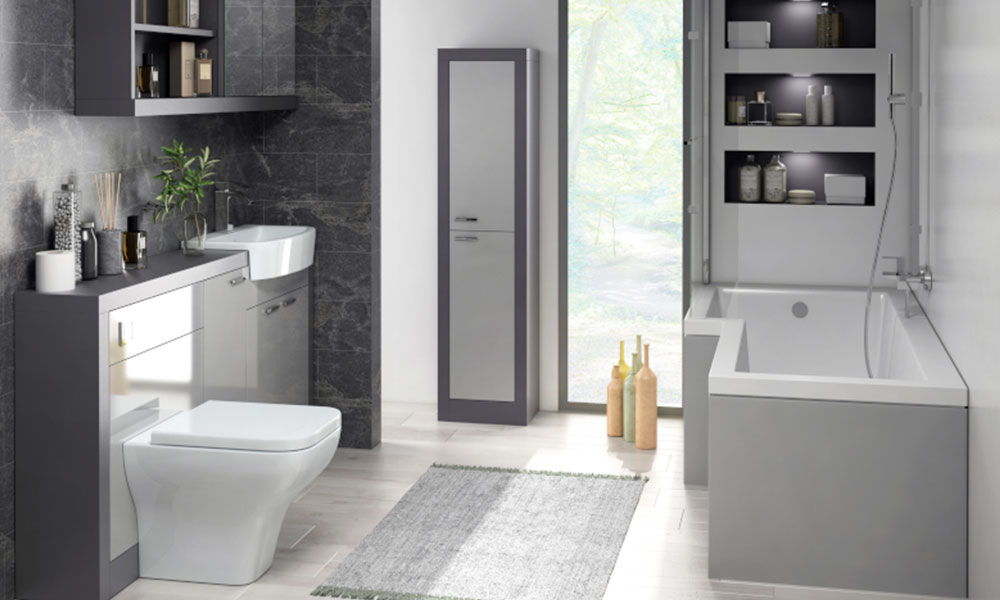 Grove Fitted Bathroom Furniture