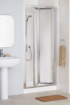 Lakes Bifold Shower Doors and Shower Enclosures at Bathroom City