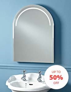 LED Iluminated bathrom mirror Featured image - Danama illuminated mirror
