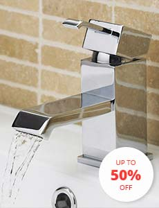 Cheap bathroom tap - Featured image