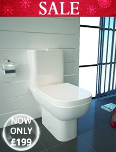 Series 600 close coupled toilet seat - Featured Image