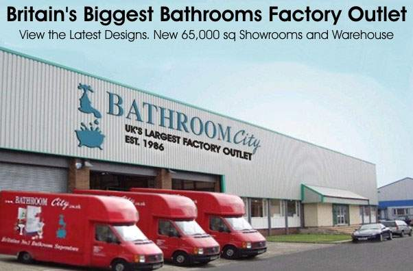 Scotland Bathroom City Showrooms