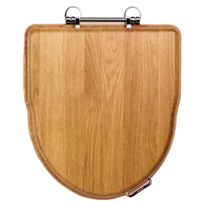 Wooden Toilet Seat and Soft Closing Toilet Seat at Bathroom City