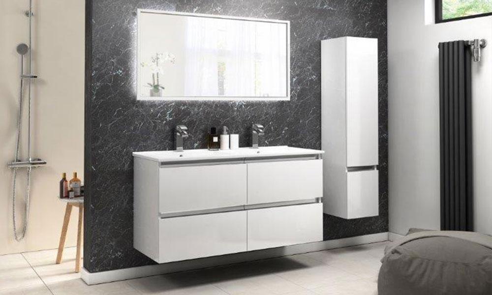 Pemberton Fitted Bathroom Furniture