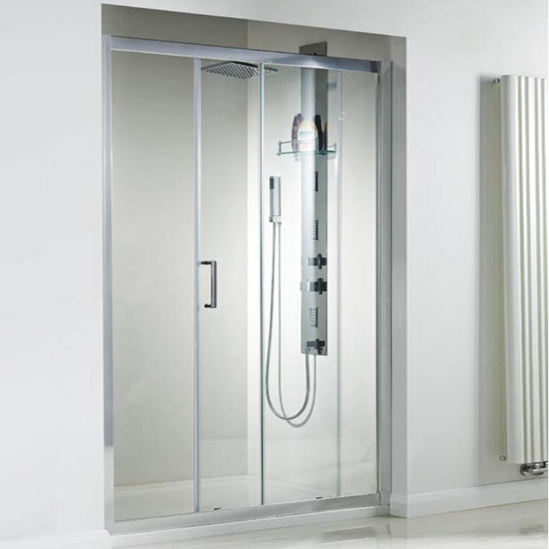 Se913 1700 sliding door 8mm enclosure bathroom city for 1700 high shower door