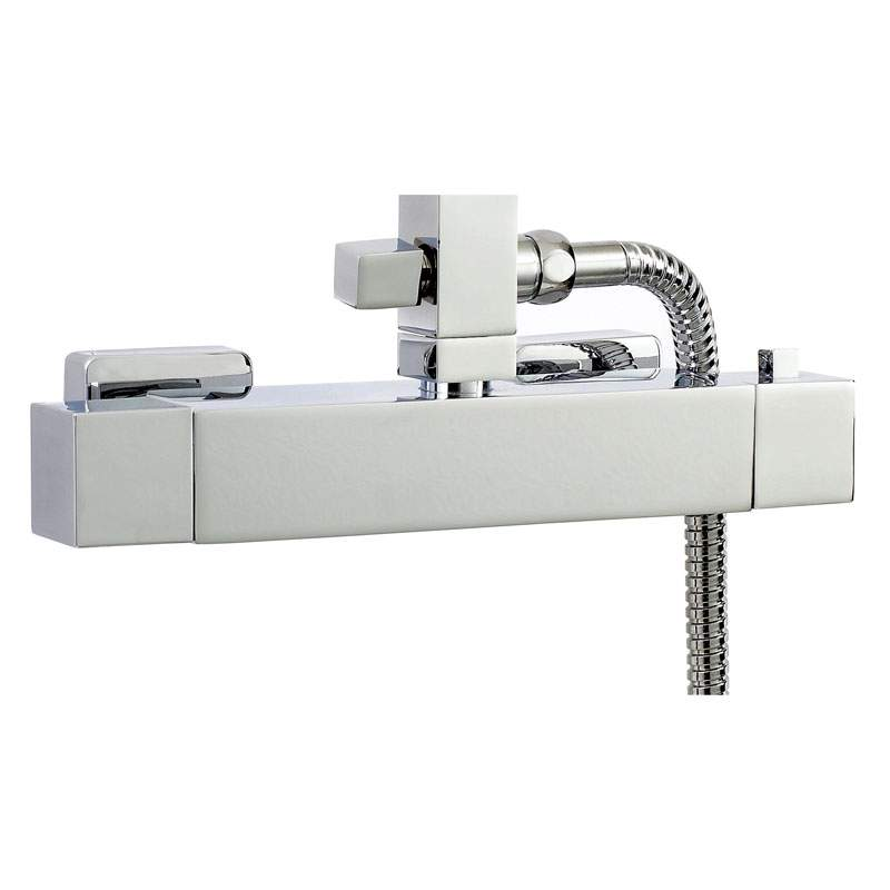 Sv013 Square Shower Bar Valve Top Outlet Buy Online At