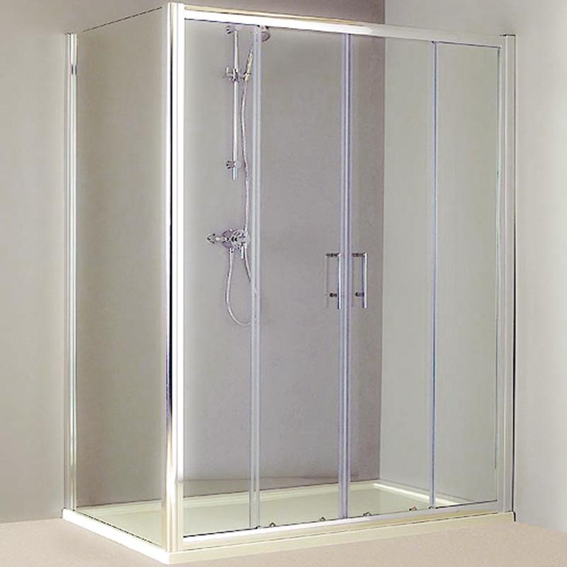 Form 6mm 1500 twin sliding door shower enclosure buy for 1500 sliding shower door