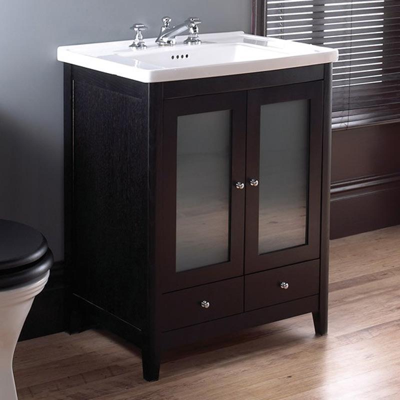 Westminster Vanity Basin With Westminster Esteem Vanity Unit Wood Doors Buy Online At Bathroom