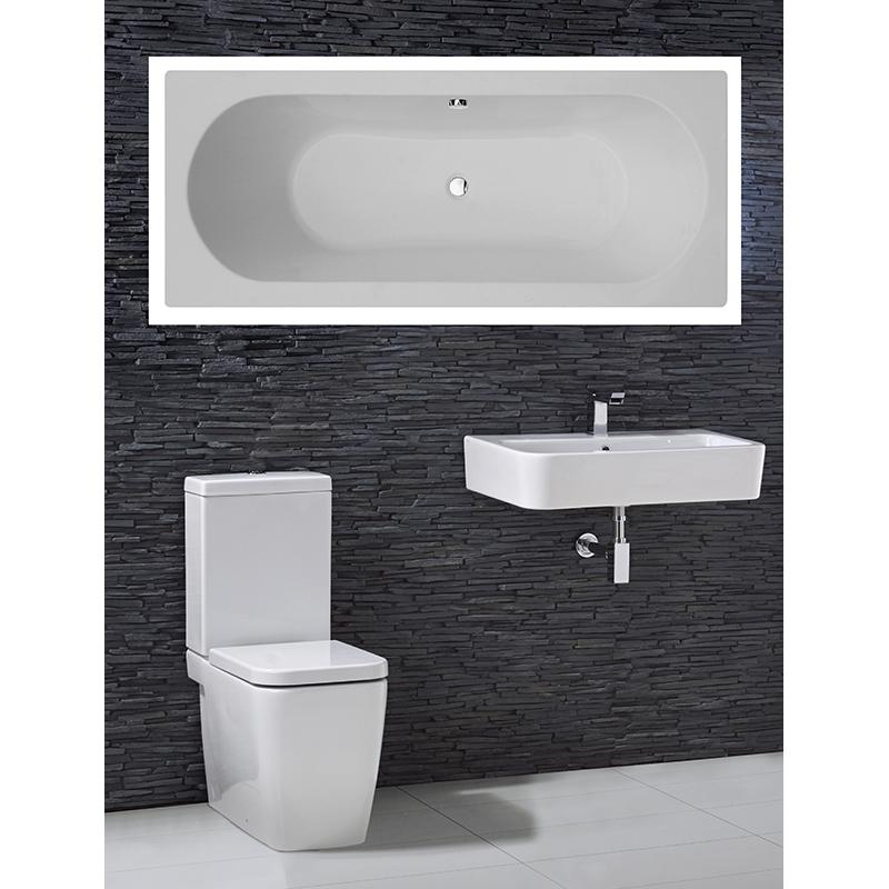 Trac Complete Bathroom Suite Buy Online At Bathroom City