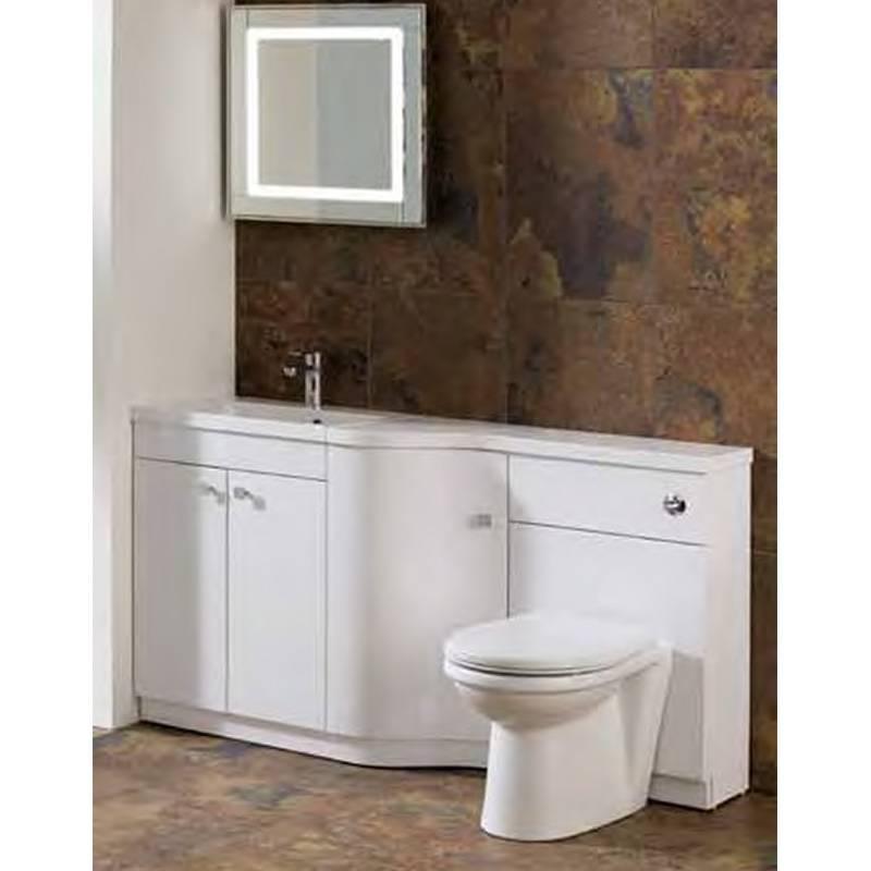 Oslo Bathroom Furniture Fitted Set