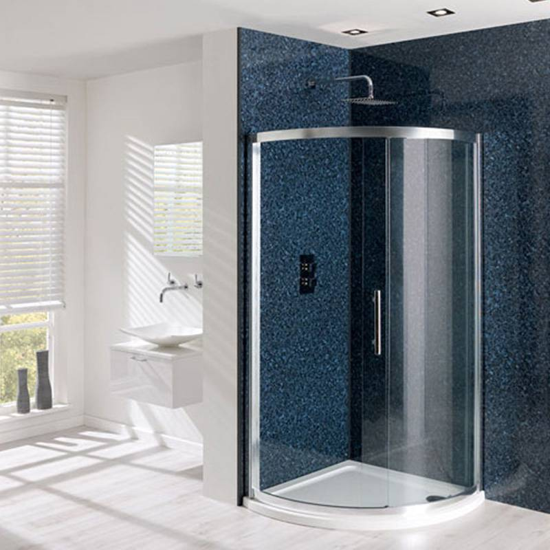 Wet wall pvc widepanel 1000 x 2400mm colour options buy for Wet wall bathroom design